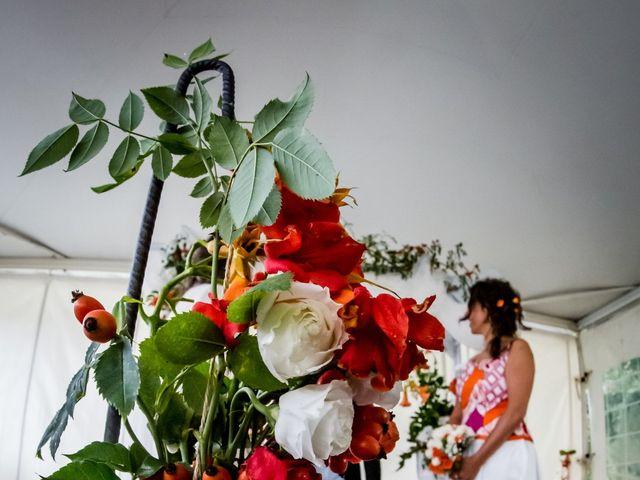 Il matrimonio di Igor e Marta a Savignone, Genova 9