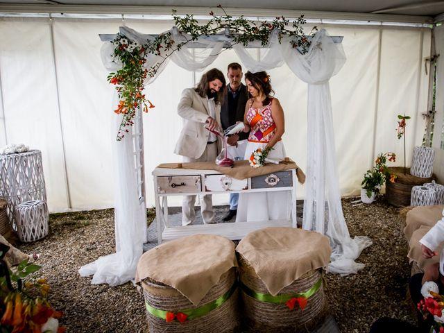 Il matrimonio di Igor e Marta a Savignone, Genova 2