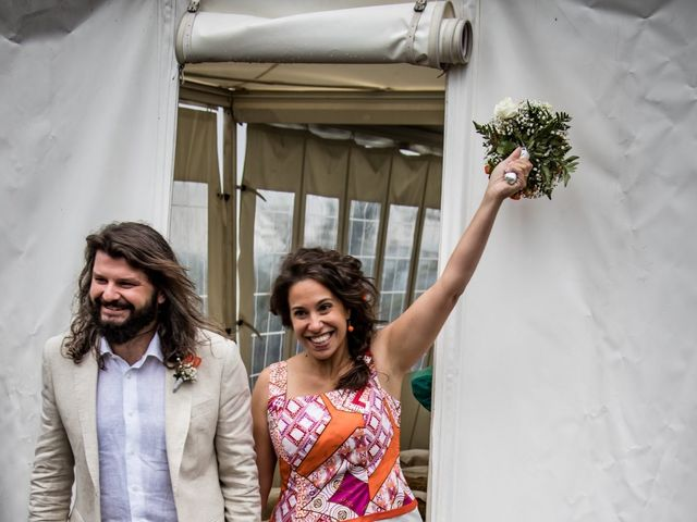 Il matrimonio di Igor e Marta a Savignone, Genova 10