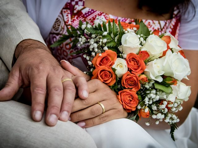 Il matrimonio di Igor e Marta a Savignone, Genova 12