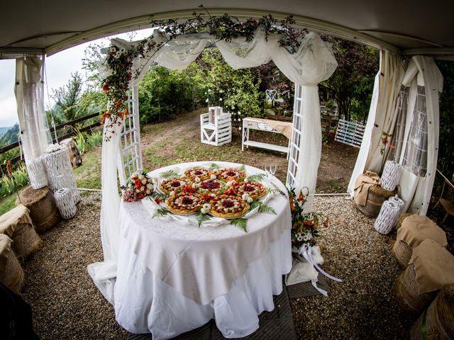 Il matrimonio di Igor e Marta a Savignone, Genova 14