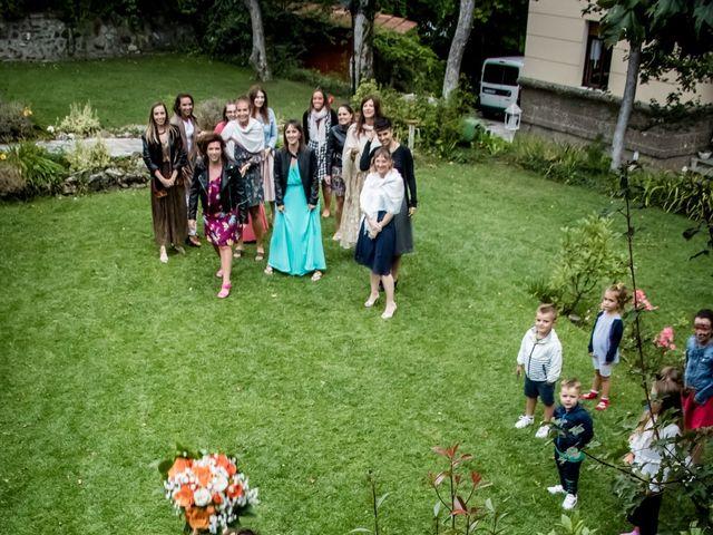 Il matrimonio di Igor e Marta a Savignone, Genova 16