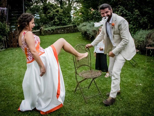 Il matrimonio di Igor e Marta a Savignone, Genova 18