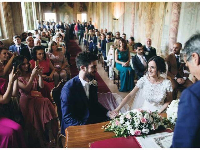 Il matrimonio di Serena e Federico a Grottaferrata, Roma 4