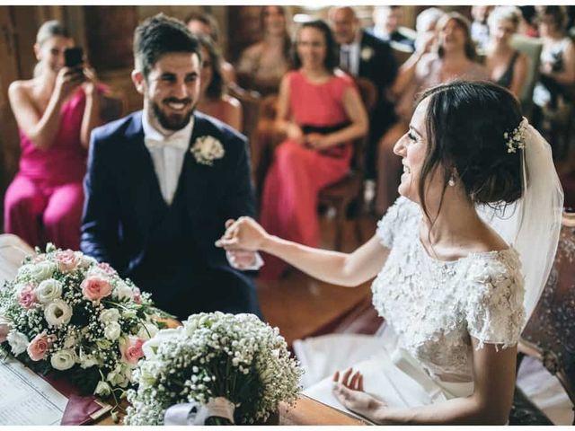 Le nozze di Federico e Serena