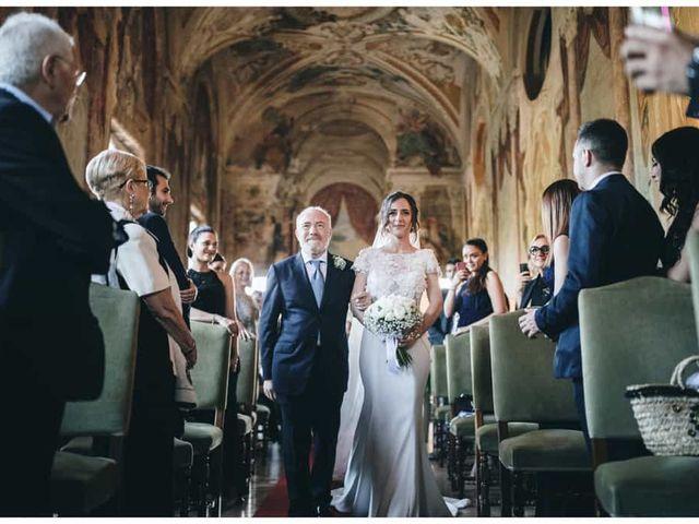 Il matrimonio di Serena e Federico a Grottaferrata, Roma 7