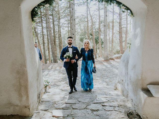 Il matrimonio di Francesco e Francesca a Nuoro, Nuoro 45