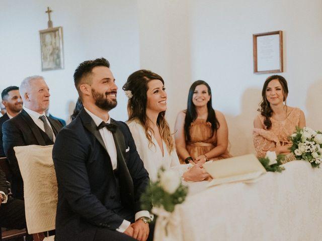Il matrimonio di Francesco e Francesca a Nuoro, Nuoro 52