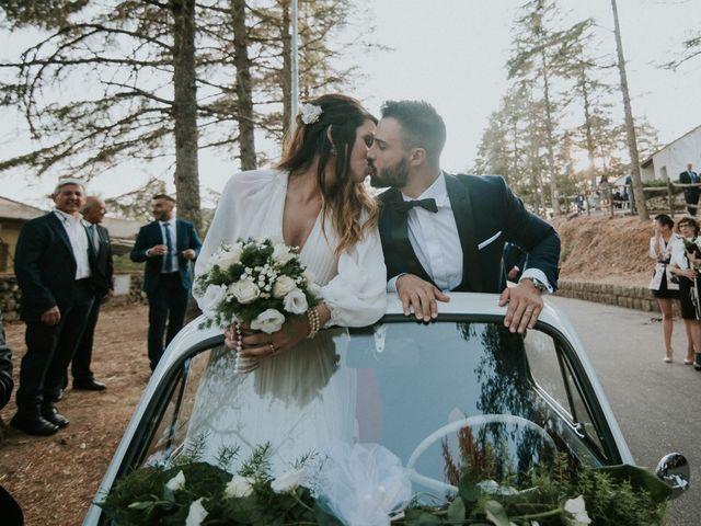 Il matrimonio di Francesco e Francesca a Nuoro, Nuoro 63