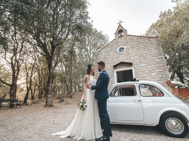 Il matrimonio di Francesco e Francesca a Nuoro, Nuoro 65