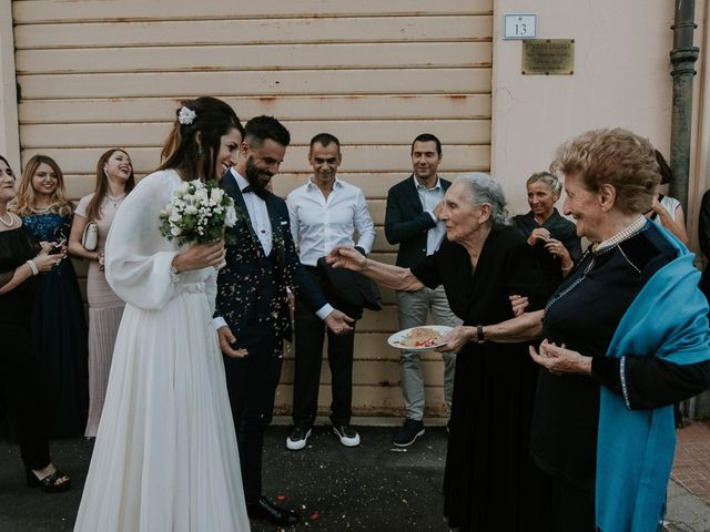 Il matrimonio di Francesco e Francesca a Nuoro, Nuoro 78