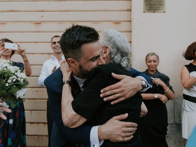 Il matrimonio di Francesco e Francesca a Nuoro, Nuoro 80