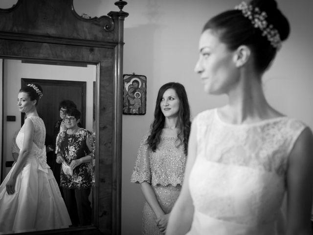 Il matrimonio di Elena e Simone a Santa Giustina in Colle, Padova 18