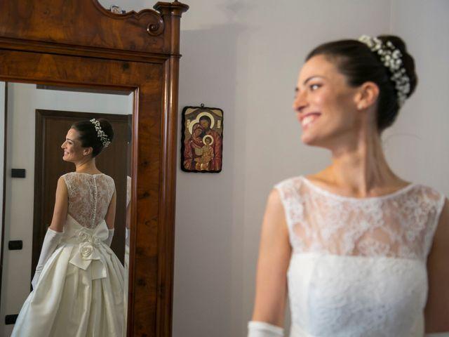 Il matrimonio di Elena e Simone a Santa Giustina in Colle, Padova 21