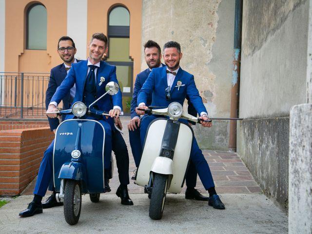 Il matrimonio di Elena e Simone a Santa Giustina in Colle, Padova 25