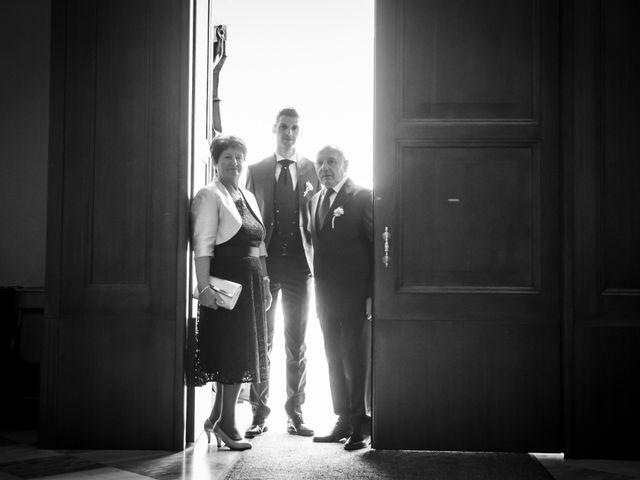 Il matrimonio di Elena e Simone a Santa Giustina in Colle, Padova 26