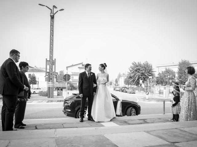 Il matrimonio di Elena e Simone a Santa Giustina in Colle, Padova 29