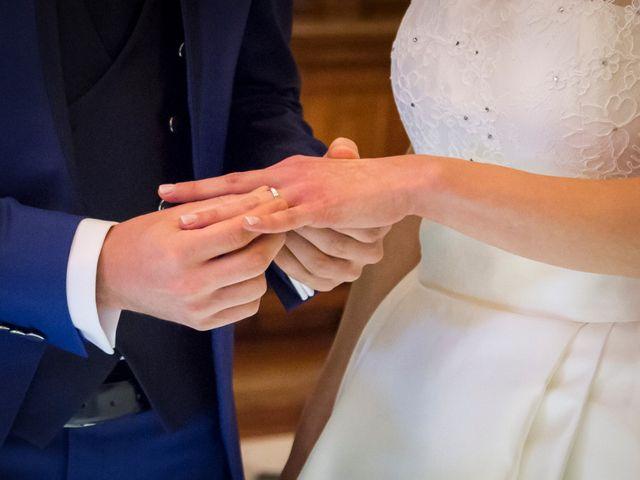 Il matrimonio di Elena e Simone a Santa Giustina in Colle, Padova 33