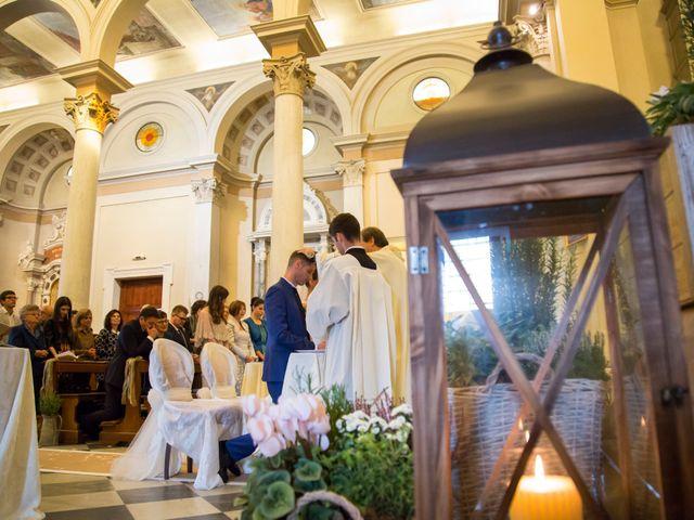 Il matrimonio di Elena e Simone a Santa Giustina in Colle, Padova 35
