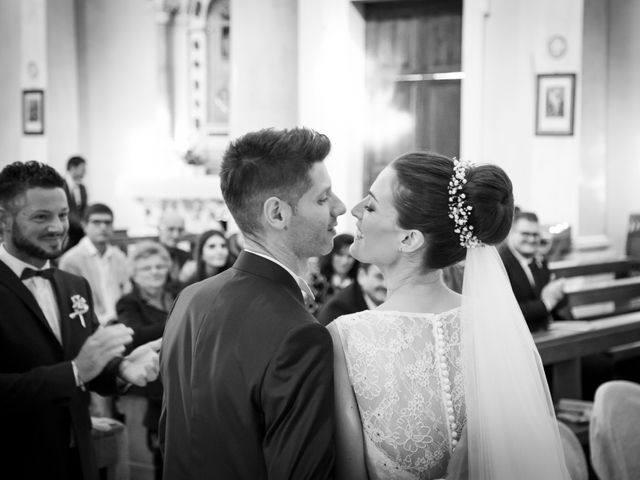 Il matrimonio di Elena e Simone a Santa Giustina in Colle, Padova 38