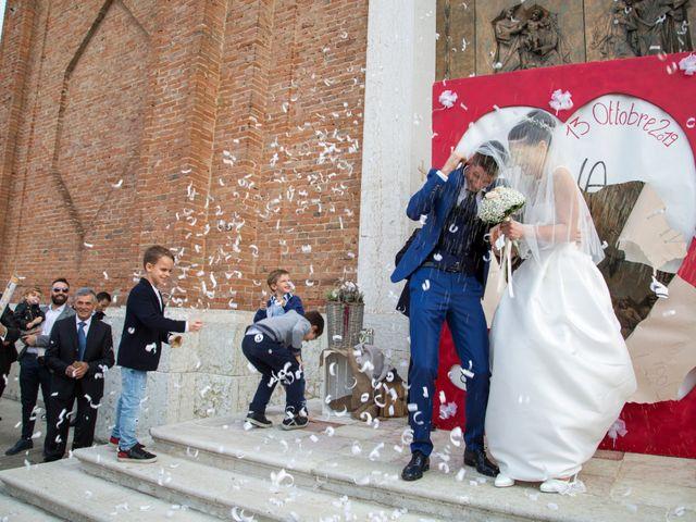 Il matrimonio di Elena e Simone a Santa Giustina in Colle, Padova 39