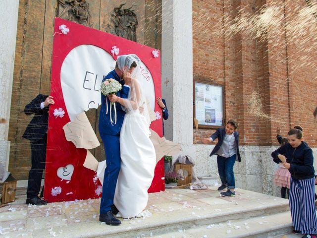 Il matrimonio di Elena e Simone a Santa Giustina in Colle, Padova 40