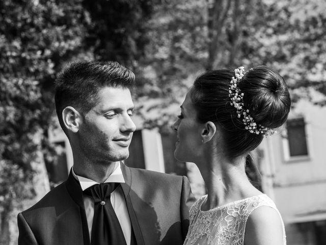 Il matrimonio di Elena e Simone a Santa Giustina in Colle, Padova 41