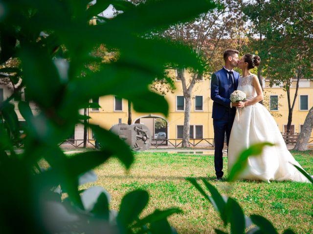 Il matrimonio di Elena e Simone a Santa Giustina in Colle, Padova 42