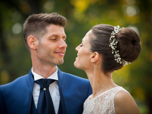 Il matrimonio di Elena e Simone a Santa Giustina in Colle, Padova 48
