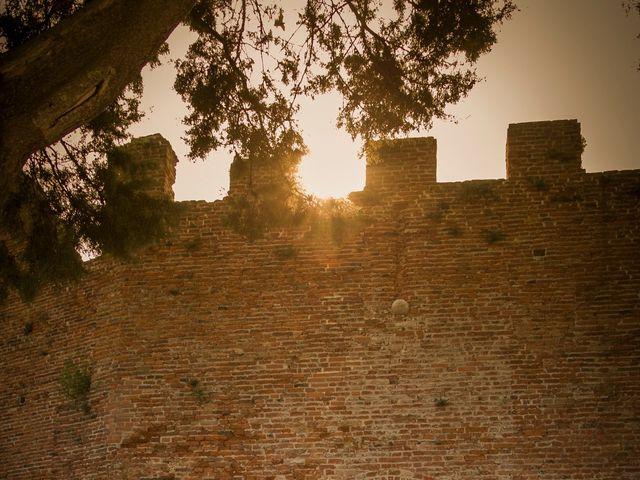 Il matrimonio di Elena e Simone a Santa Giustina in Colle, Padova 50