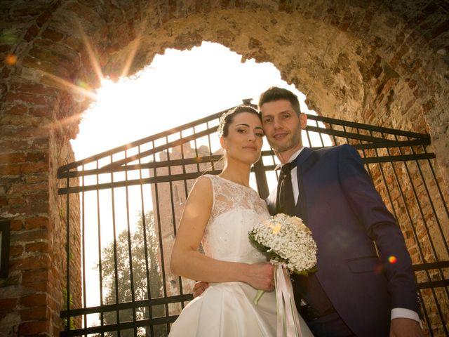 Il matrimonio di Elena e Simone a Santa Giustina in Colle, Padova 51