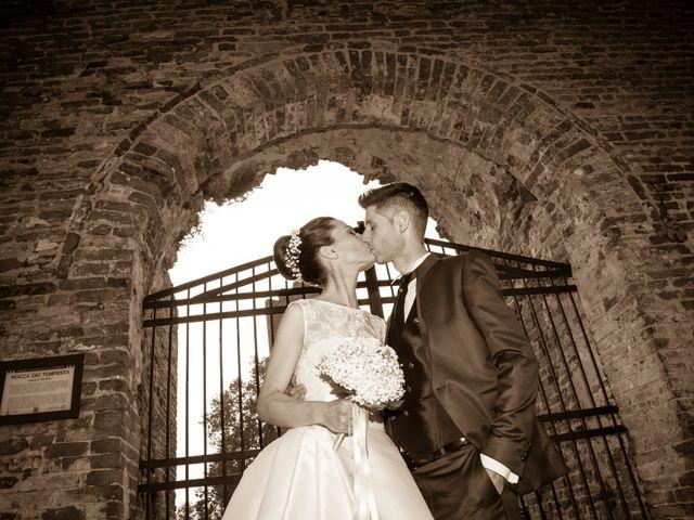 Il matrimonio di Elena e Simone a Santa Giustina in Colle, Padova 52