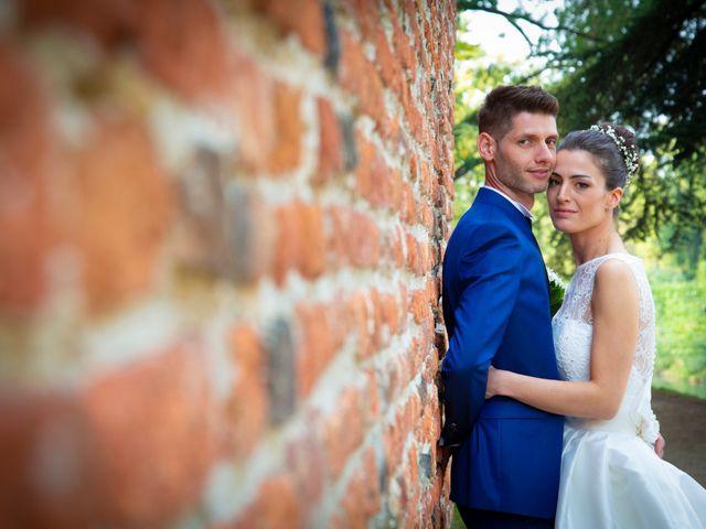 Il matrimonio di Elena e Simone a Santa Giustina in Colle, Padova 53