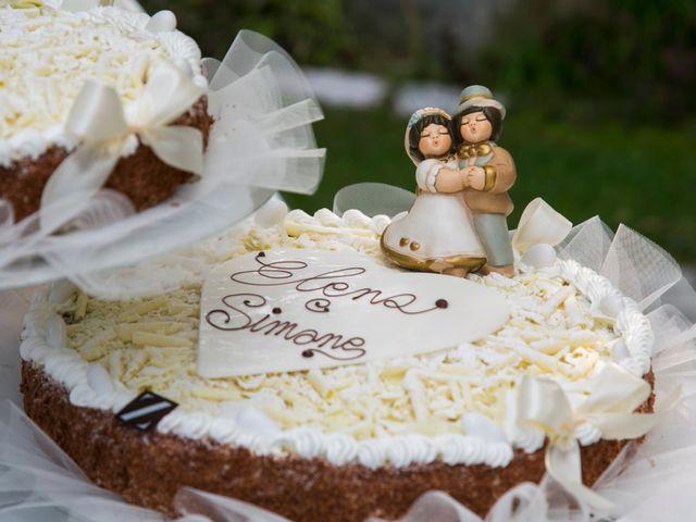 Il matrimonio di Elena e Simone a Santa Giustina in Colle, Padova 55