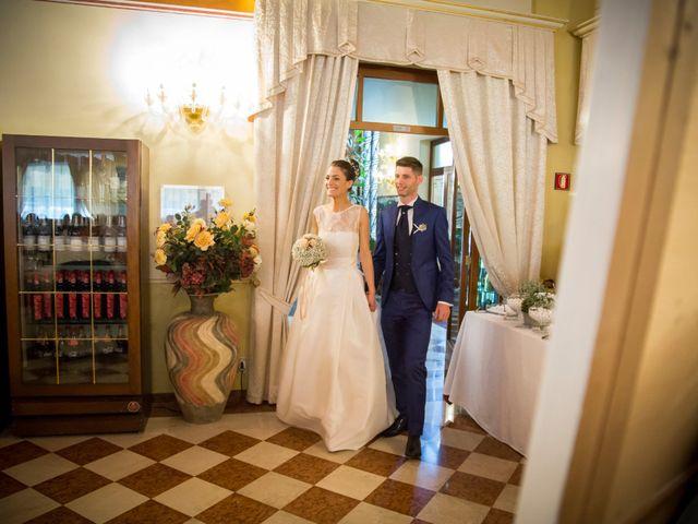 Il matrimonio di Elena e Simone a Santa Giustina in Colle, Padova 65
