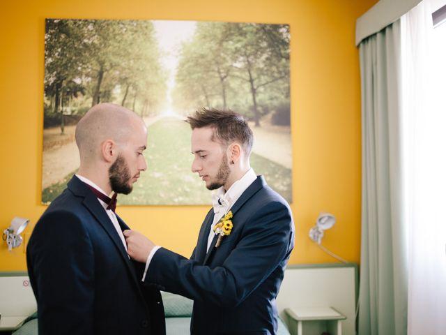Il matrimonio di Laura e Luca a Limena, Padova 18
