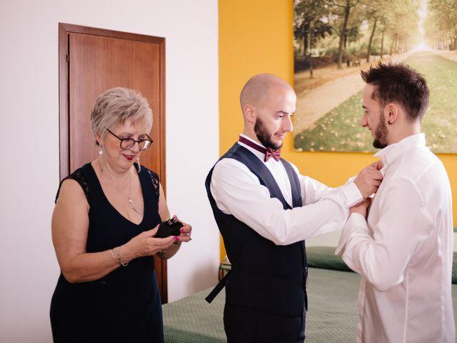 Il matrimonio di Laura e Luca a Limena, Padova 19