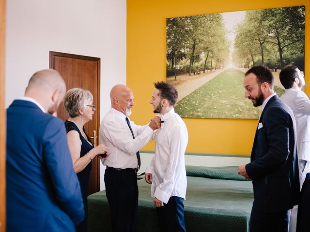 Il matrimonio di Laura e Luca a Limena, Padova 21