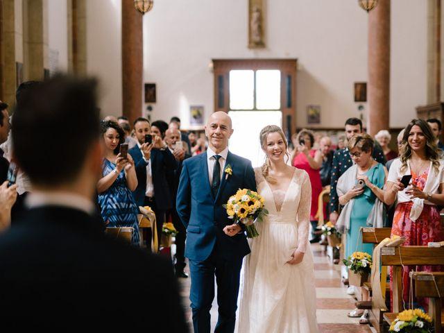 Il matrimonio di Laura e Luca a Limena, Padova 24