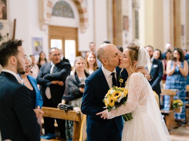 Il matrimonio di Laura e Luca a Limena, Padova 25