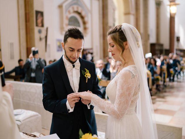 Il matrimonio di Laura e Luca a Limena, Padova 28