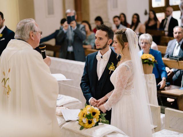 Il matrimonio di Laura e Luca a Limena, Padova 30