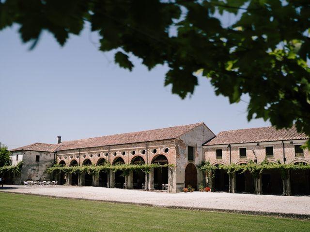 Il matrimonio di Laura e Luca a Limena, Padova 36