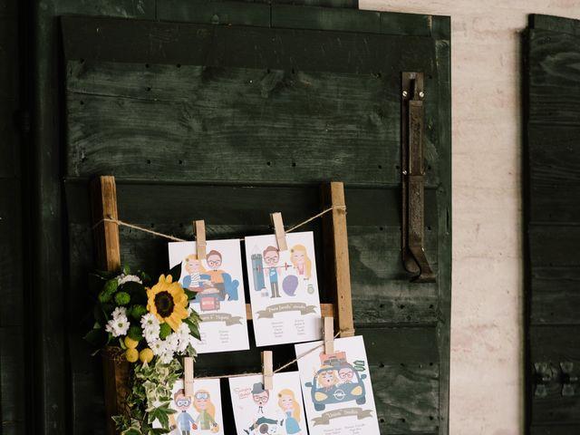 Il matrimonio di Laura e Luca a Limena, Padova 43