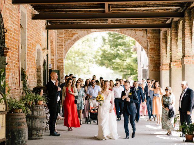 Il matrimonio di Laura e Luca a Limena, Padova 46