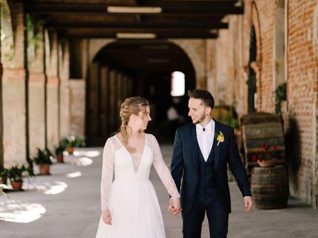 Il matrimonio di Laura e Luca a Limena, Padova 47