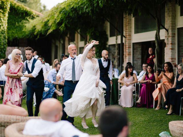 Il matrimonio di Laura e Luca a Limena, Padova 52