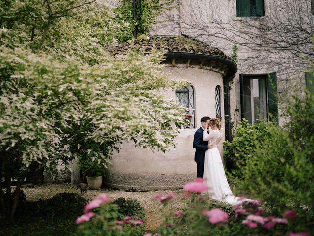 Il matrimonio di Laura e Luca a Limena, Padova 58