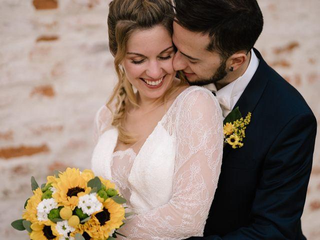 Le nozze di Luca e Laura