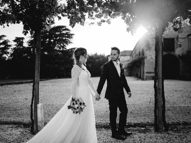 Il matrimonio di Laura e Luca a Limena, Padova 60